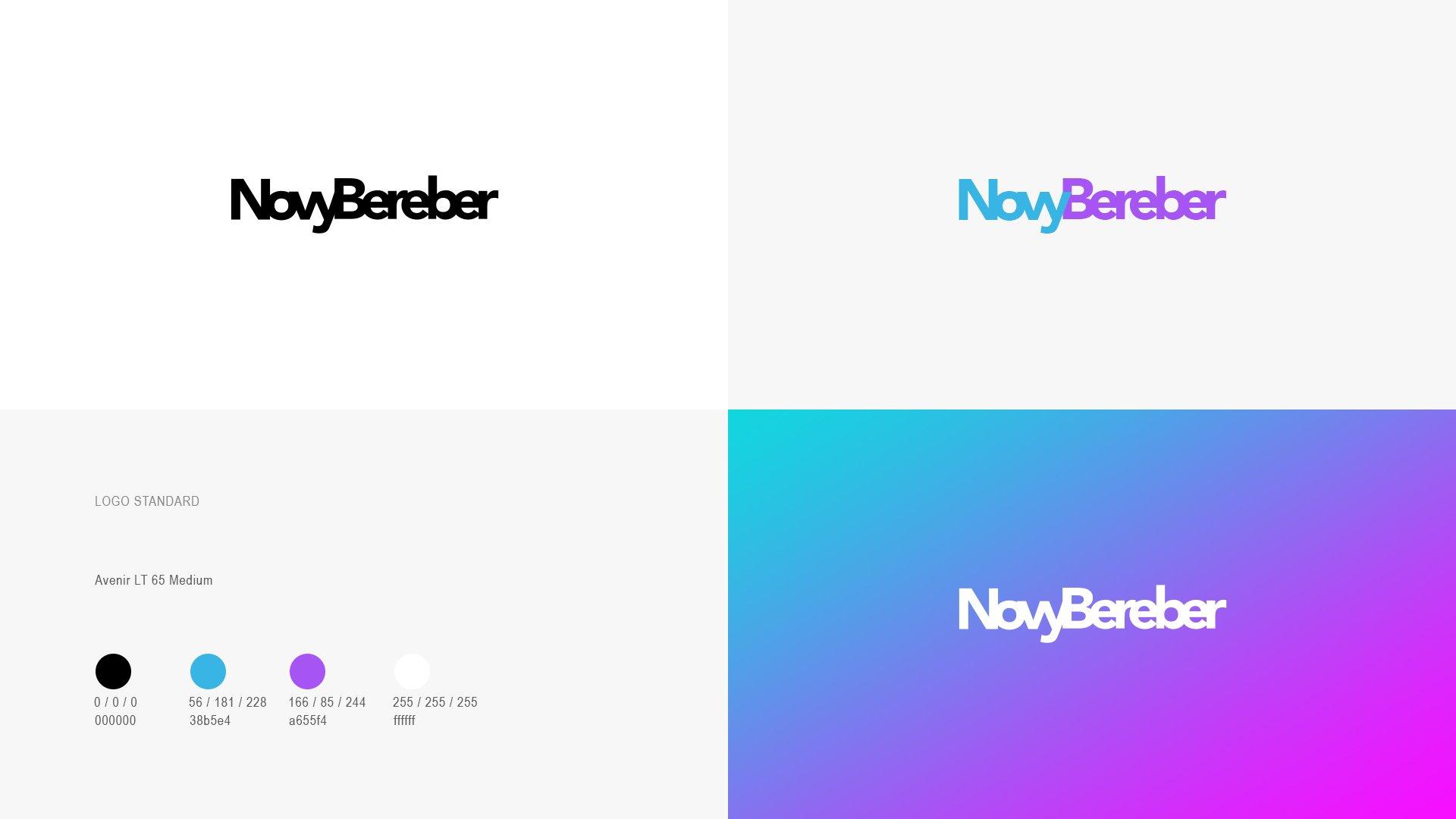 Novy Bereber Logo Standard